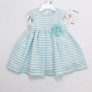 Other - NWT Marmellata Baby Girl's Striped Spring Dress